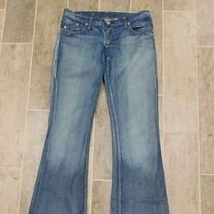 WOMEN'S ROCK AND REPUBLIC JEANS - SIZE 30
